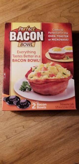 New bacon bowls
