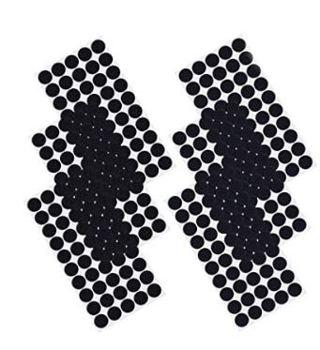 300pcs(150 Pairs Sets) Self Adhesive Dots, 0.78inch/ 20mm Diameter