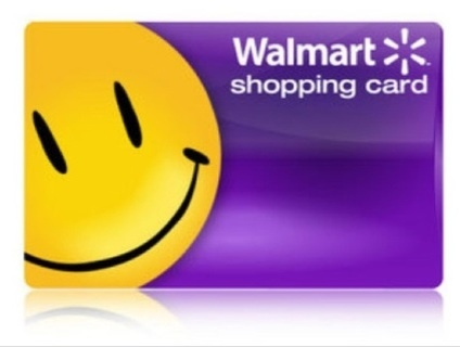 Free $5.00 Walmart Gift Card Free Shipping Included LOW GIN