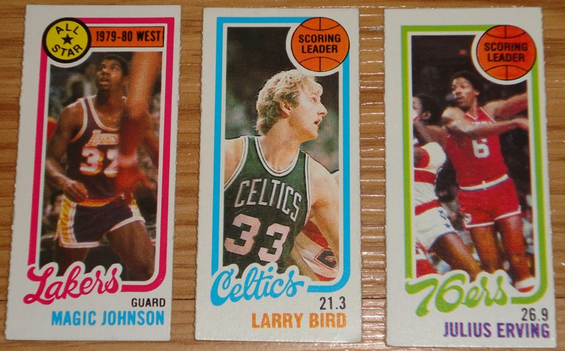 Larry Bird Rookie Card Any Lab Test Now
