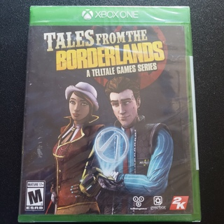 Tales from Borderlands xbox one game