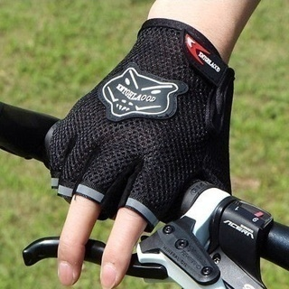 Fitness Exercise Workout Weight Lifting Gym Dumbbell Training Half Finger Gloves