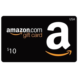 $10 Amazon Gift Card!! SPEEDY DELIVERY!!