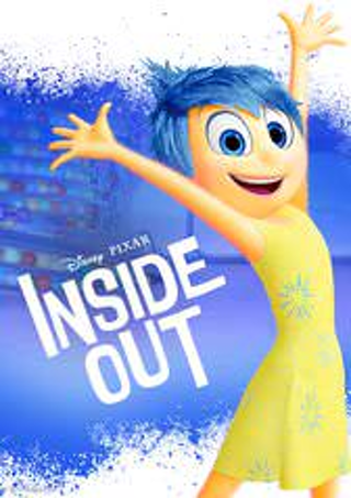 """Inside Out """"HDX"""" Digital Disney MOVIE CODE ONLY DMA ~ MA ~ Movies Anywhere ~ VUDU"""