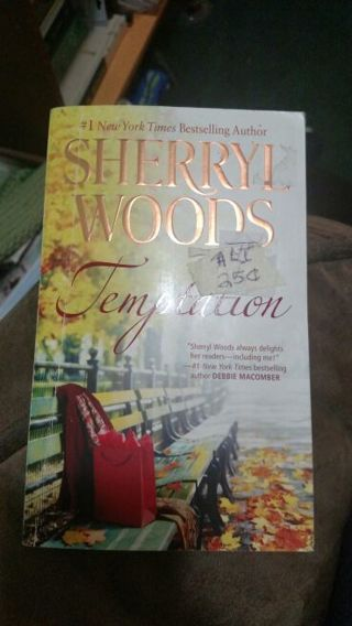 Temptation by Sherryl Woods (paperback)