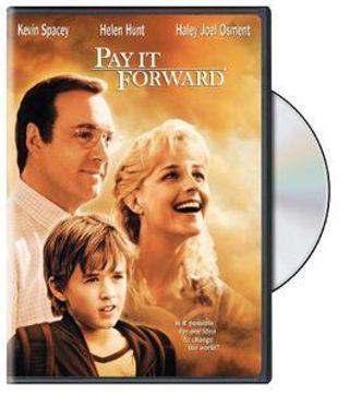 Pay it forward dvd