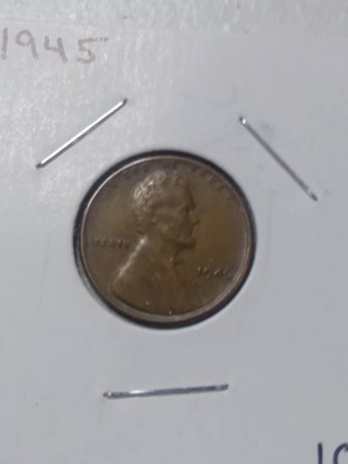 Free: 1945 Lincoln Wheat Penny! 27 - Coins - Listia com Auctions for