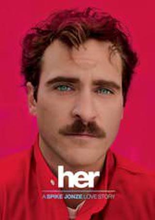 "Her ""HDX"" Digital Movie Code Only UV Ultraviolet Vudu MA"