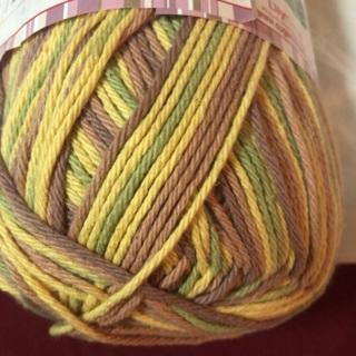 12 Oz  4 PLY 100% Multi Color Cotton Yarn.