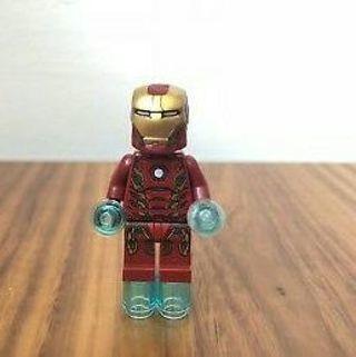 New Ironman Minifigure Building Toy Custom Lego