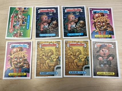 Garbage Pail Kids LOT G