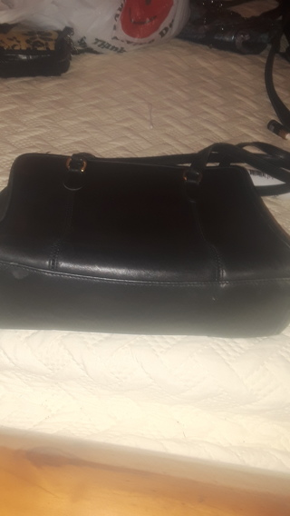 Awesome LARGE BLACK COACH BAG FAST FREE SHIPPING W/TRACKING#
