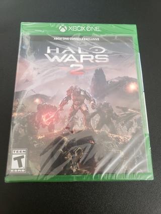 Halowars 2 Xbox game