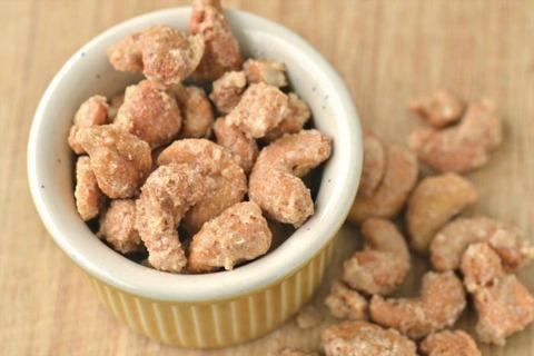 Candied Cashews Recipe +2 bonus recipes