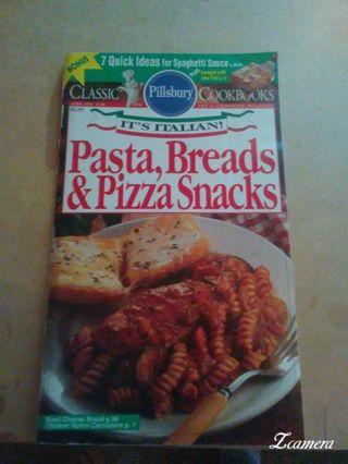 Pasta, Breads & Pizza Snacks