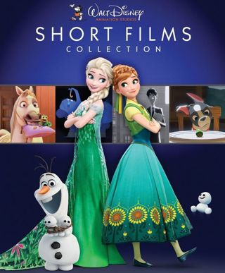 Disney Short Films Collection HD digital copy ONLY [Google Play code]