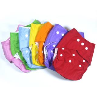 Reusable Infant Baby/Infant Cotton Waterproof Reusable Nappy Diaper Training Pants Briefs Boy Girl