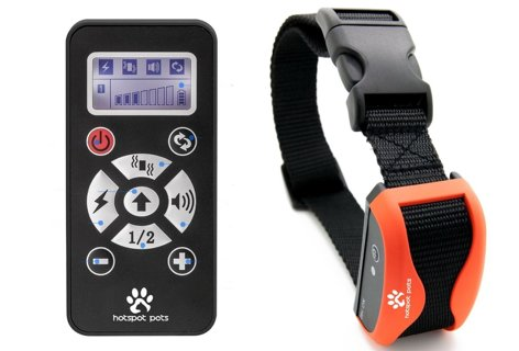 New Dog Training Collar Rechargeable and Waterproof LCD Remote 800 Yard Range