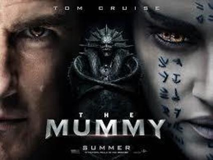 Free: The Mummy (2017) iTunes code only - Other DVDs