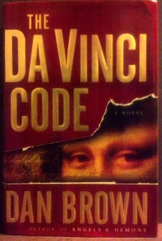 Da vinci code sequel book