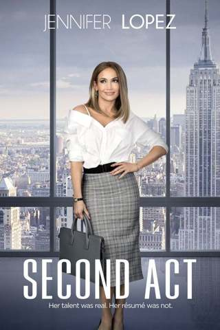 SECOND ACT HD ITUNE ONLY (Per-Order 03/26/19 )