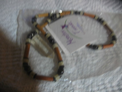 Monster-Trendz Crystal Point Beaded Necklace