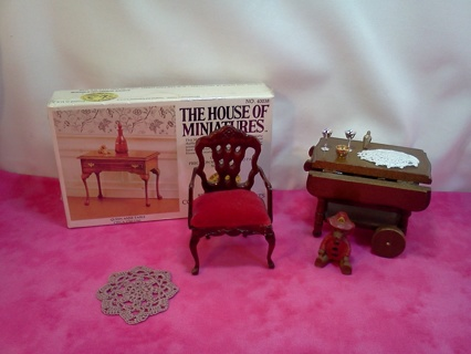 *~* Dollhouse Miniatures 1/12 scale *~*