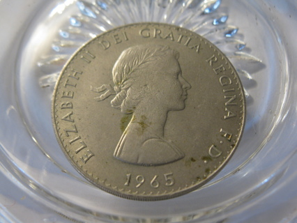 (FC-139) 1965 United Kingdom: 1 Cown - Churchill