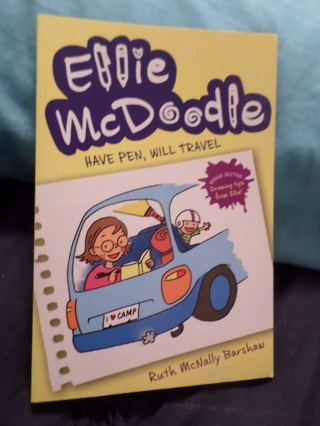 Ellie McDoodle Have Pen, Will Travel Book