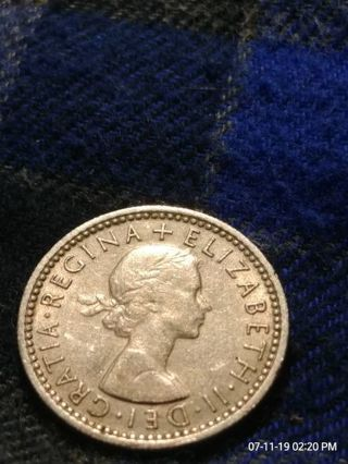 Great Britain Coin. PLEASE READ DESCRIPTION.