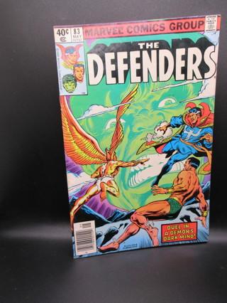 THE DEFENDERS #83