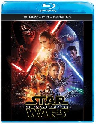 Star Wars: The Force Awakens (2015) Movies Anywhere HD Digital Copy Code!!