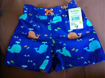 BNWT Boys Swim Shorts