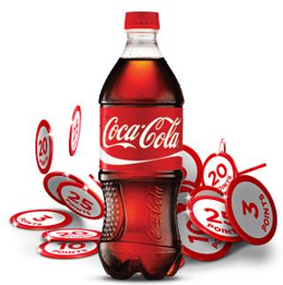 Coke Rewards Points!