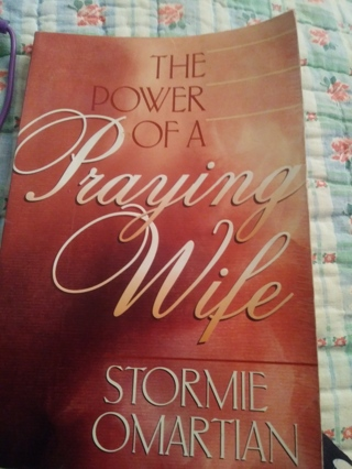 The power of a Praying Wife by Stormie Omartian Paperback