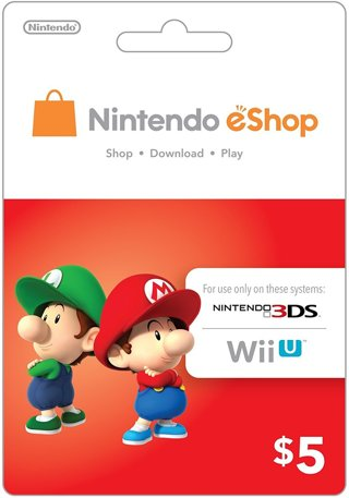 3ds eshop gift card codes