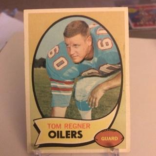 1970 Topps Tom Regner Card