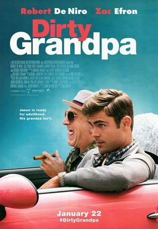 Dirty Grandpa digital HD code only