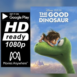THE GOOD DINOSAUR   HD GOOGLE PLAY CODE ONLY