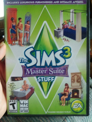 Sims 3 master suite stuff add on