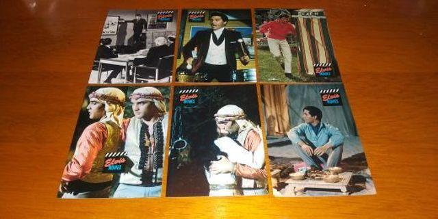 "1992 The River Group Elvis Presley ""Elvis Movies"" Cards"