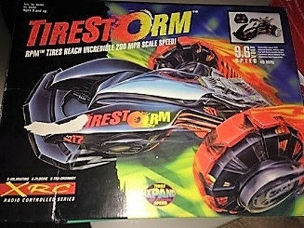 TireStorm RPM 200 Mph