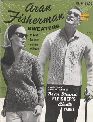 Craft Magazine: Aran Fisherman Sweaters