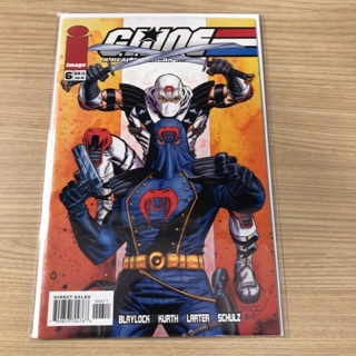 G.I. Joe A REAL AMERICAN HERO FRONTLINE#6 IMAGE COMIC