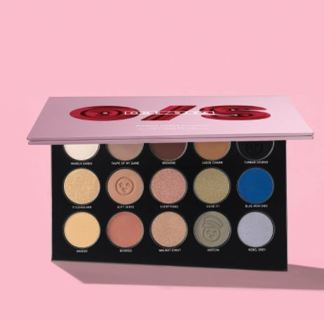 DROPPED GIN --- BRAND NEW PATRICK STARRR Visionary Eyeshadow Palette $42.00 RETAIL
