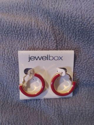 New Earring by jewel box