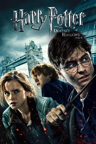 Harry Potter & The Deathly Hallows Part 1 Digital Copy
