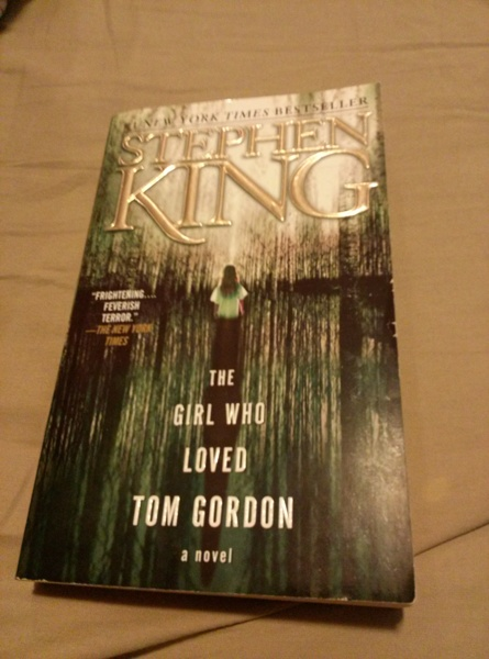 a novel review of the girl who loved tom gordon by stephen king
