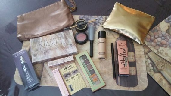 W@WZA L@@K Complete Face High End Beauty Lot❤ADDED MORE❤