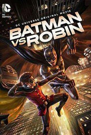 Batman Vs. Robin (Digitl HD Ultraviolet Copy)